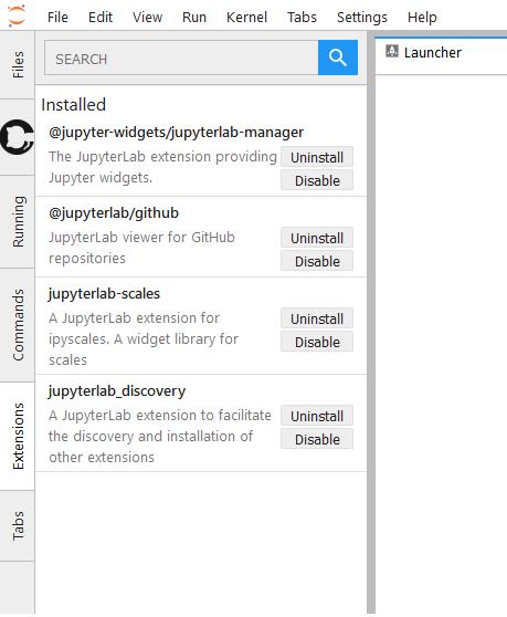 JupyterLab Discovery — jupyterlab-discovery 5 0 0 documentation